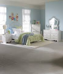 White Bedroom Collections Spring Rose Full Bedroom Set For My 8 Year Old Daughter I Love It