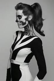best 10 maquillage halloween squelette ideas on pinterest