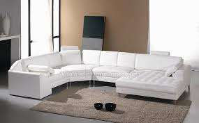 modular sofa sectional monaco white leather sectional sofa gowfb com my future