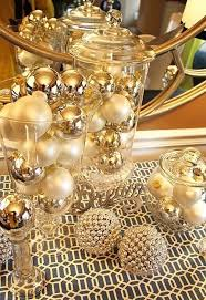 Homes With Christmas Decorations by Best 25 Gold Christmas Ideas On Pinterest Winter Craft 3 A Big