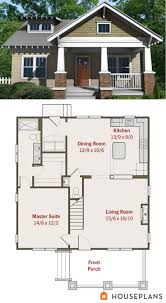 cool small home floor plan best 25 small house plans ideas on