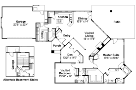 Contemporary Home Plans And Designs Contemporary House Plans Norwich 30 175 Associated Designs