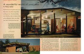 Eichler Homes Floor Plans Eichler Magazine Article Family Circle