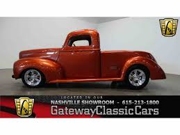 Old Ford Truck Model Kits - 1940 ford pickup for sale on classiccars com 17 available