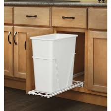 fabulous kitchen cabinet garbage rack 61 remodel small home decor