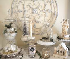 my romantic home christmas decor galore show and tell friday