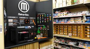 home depot and makerbot to expand their in store pilot program to