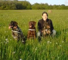 Esther Würtz - Tierverhaltenstherapie - estherwrtzmithunden
