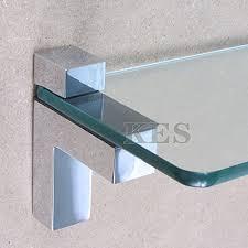 Glass Shelving Brackets by Kes Hsb301a P2 Solid Metal Adjustable Wood Glass Shelf Bracket