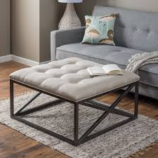 modern ottoman table coffee table breathtaking fabric coffee table designs ottoman
