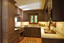 kitchen plain cabinets custom range hoods single burner stove