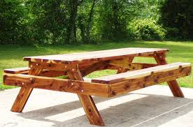 Free Wooden Picnic Table Plans by Fd Composite Octagon Picnic Table Plans