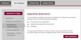 What to Know Before Submitting the New Common App  Part    First   College Coach common app pic