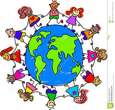 Kids World Map World Map Clip Art For Kids Clipart Panda Free Clipart Images