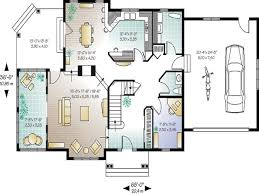 house plans open floor plans small home concept home plans small