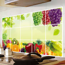 compare prices on grape kitchen online shopping buy low price new kitchen fruit grapes removable wall stickers anti oil stickers wall stickers kitchen tiles aluminum