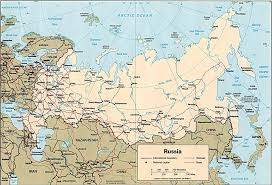 Former Soviet Union Map Russia 94 Jpg
