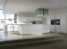 Complete Kitchen Cabinets Pure White Themes German Kitchen Design Inspirations With