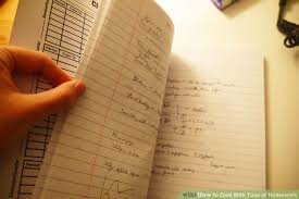 How to Deal With Tons of Homework     Steps  with Pictures  Image titled Deal With Tons of Homework Step
