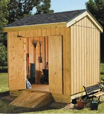 Free Firewood Shelter Plans by Download A Free 8x12 Storage Shed Plan 8x10 Garden Shed Plan