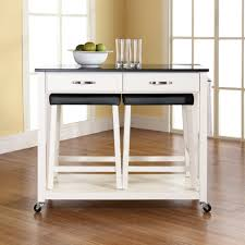 sandra lee granite top kitchen cart picgit com