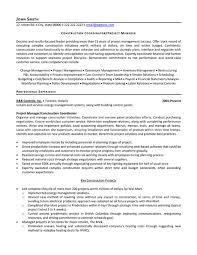 project manager cover letter  project manager cv template       project manager cover
