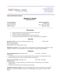 Job Resume With No Experience by Experience Resume 19 11 Student Resume Samples No Experience