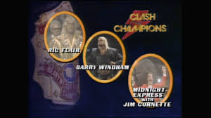 Halloween Havoc 1995 Osw by Wcw Clash Of The Champions 4 Season U0027s Beatings Review Youtube