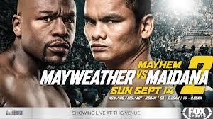 mayweather vs maidana 2 en vivo