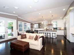 Open Kitchen Floor Plans Pictures Open Plan Kitchen Living Room And Dining Room For My Home