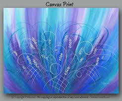 Teal And Purple Bedroom by Abstract Art Designed For Teal Turquoise Purple U0026 Blue Bedroom