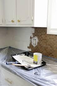 Pictures Of Kitchen Tile Backsplash Kitchen How To Paint Kitchen Tile Backsplash How To Paint Tin Tile