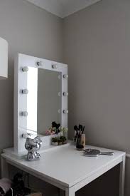 Bathroom Mirror With Lights Built In by Bathroom Fascinating Mirror With Lights Around It For Home