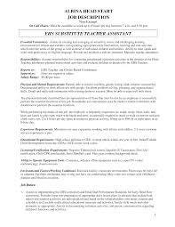 Cover Letter For Substitute Teacher Teacher Responsibilities For Resume