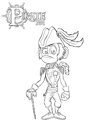 perfect pirate coloring pages 73 for picture coloring page