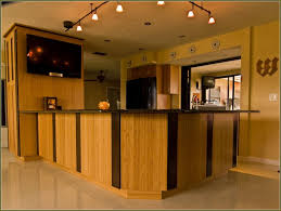 Kitchen Cabinets Inside Interior Bamboo Kitchen Cabinets In Awesome Olive Green Kitchen