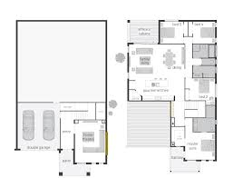Cabana House Plans by 100 Floor Plans For Sloping Blocks 53 Open Floor Plans Home