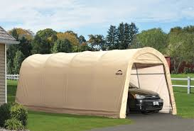 Canopy Carports Portable Car Storage Tent Buying Guide Portable Car Garage Shelters