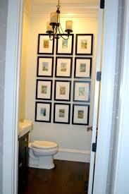 Wall Decor Bathroom Ideas Master Bathroom Wall Decorating Ideas Modern Farmhouse Makeover