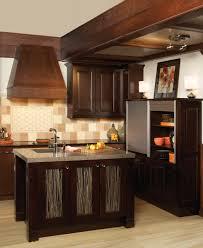 furniture fancy wooden island with sink also custom craftsman