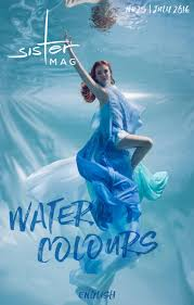 sisterMAG Issue       quot Water Colours quot  by sisterMAG   issuu Issuu
