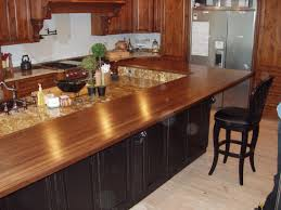 kitchen island wood kitchen countertops for good wood kitchen