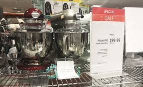 Kitchenaid Stand Mixer Sale by Kitchenaid Stand Mixers As Low As 199 99 Free Gift At Macy U0027s