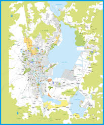 Mexico Cities Map by Hypothetical Map Of Modern Mexico City If Lake Texcoco Hadn U0027t