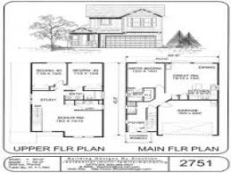 2 story home house plans