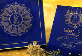 Invitation Card Designer Voguish Wedding Invitations Blue Bell