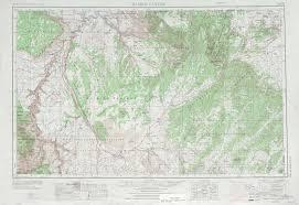 Map Az Marble Canyon Topographic Maps Az Usgs Topo Quad 36110a1 At 1