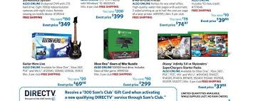 gamestop ps4 black friday get a ps4 or xbox one for 299 on black friday at sam u0027s club