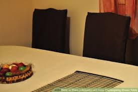 Dinner Table How To Make A Beautiful And Easy Thanksgiving Dinner Table