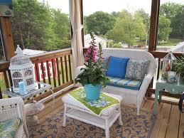 Side Porch Designs by Screen Porch Decorating Ideas Designs And Colors Modern Fresh To
